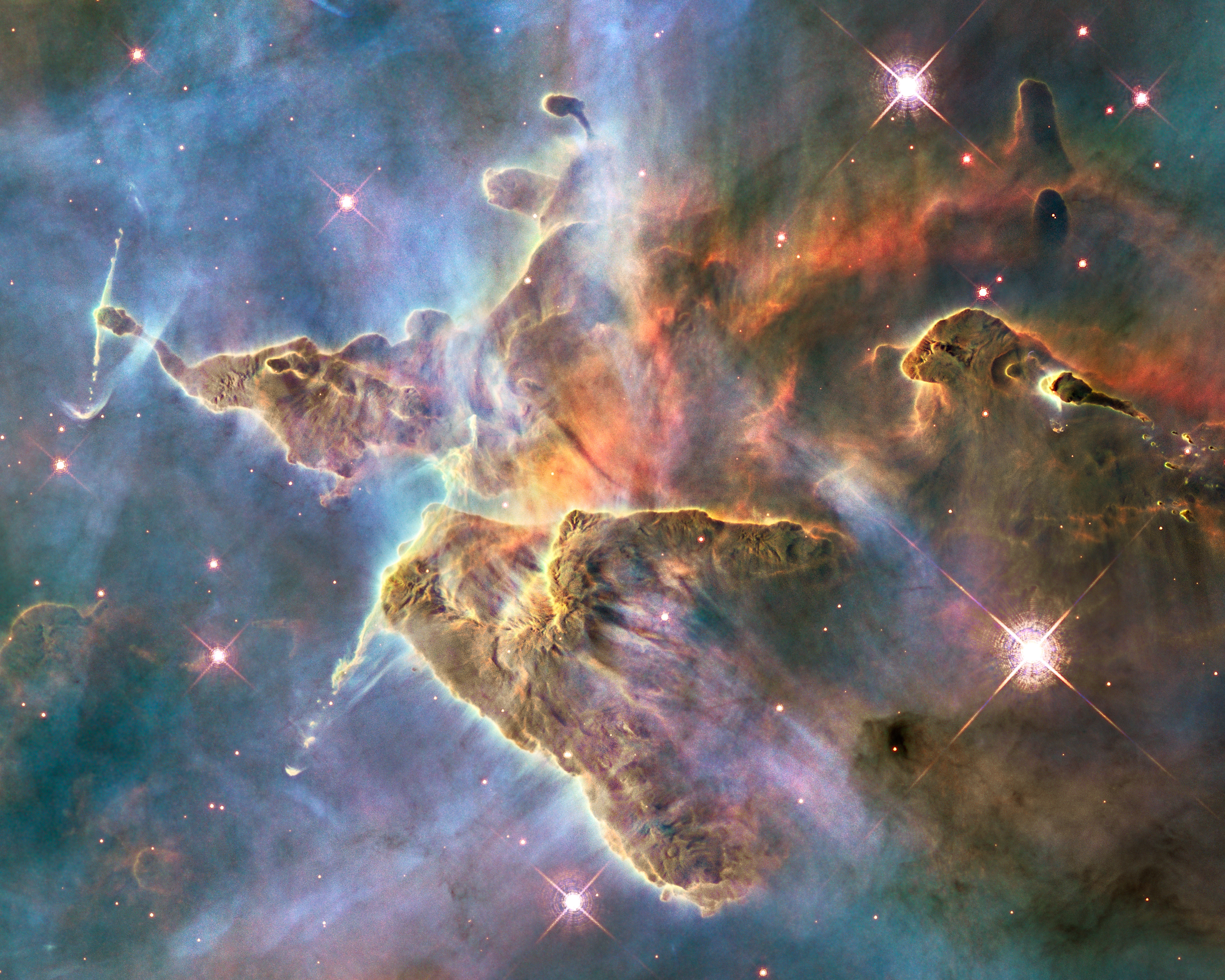 carina nebula hd - photo #22