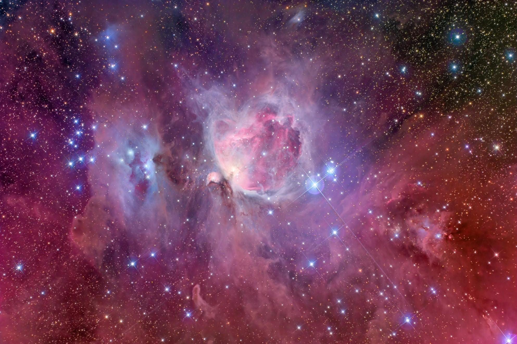 skinit galaxy orion nebula - photo #12