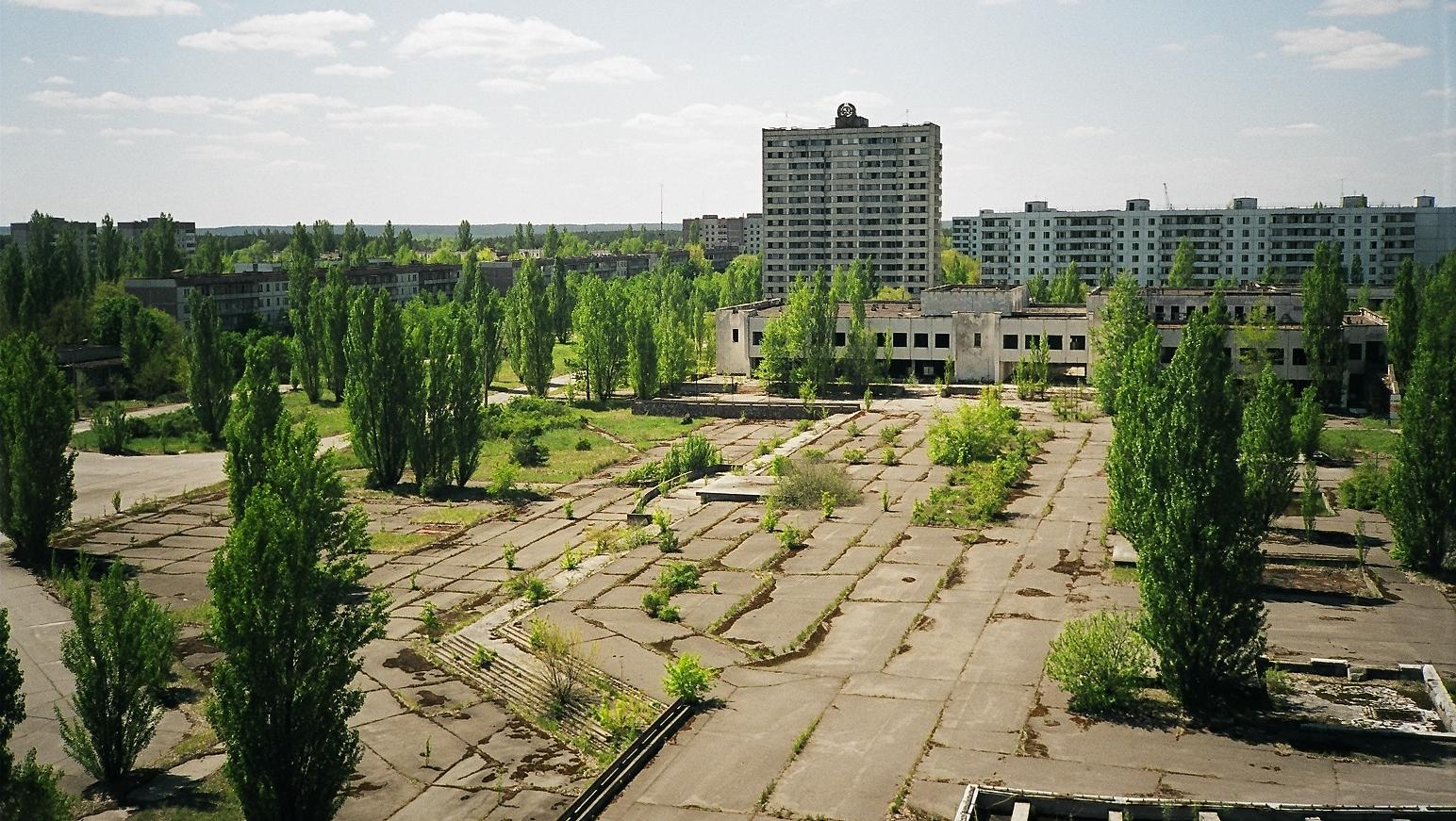 gevolgen tsjernobyl nog steeds zichtbaar