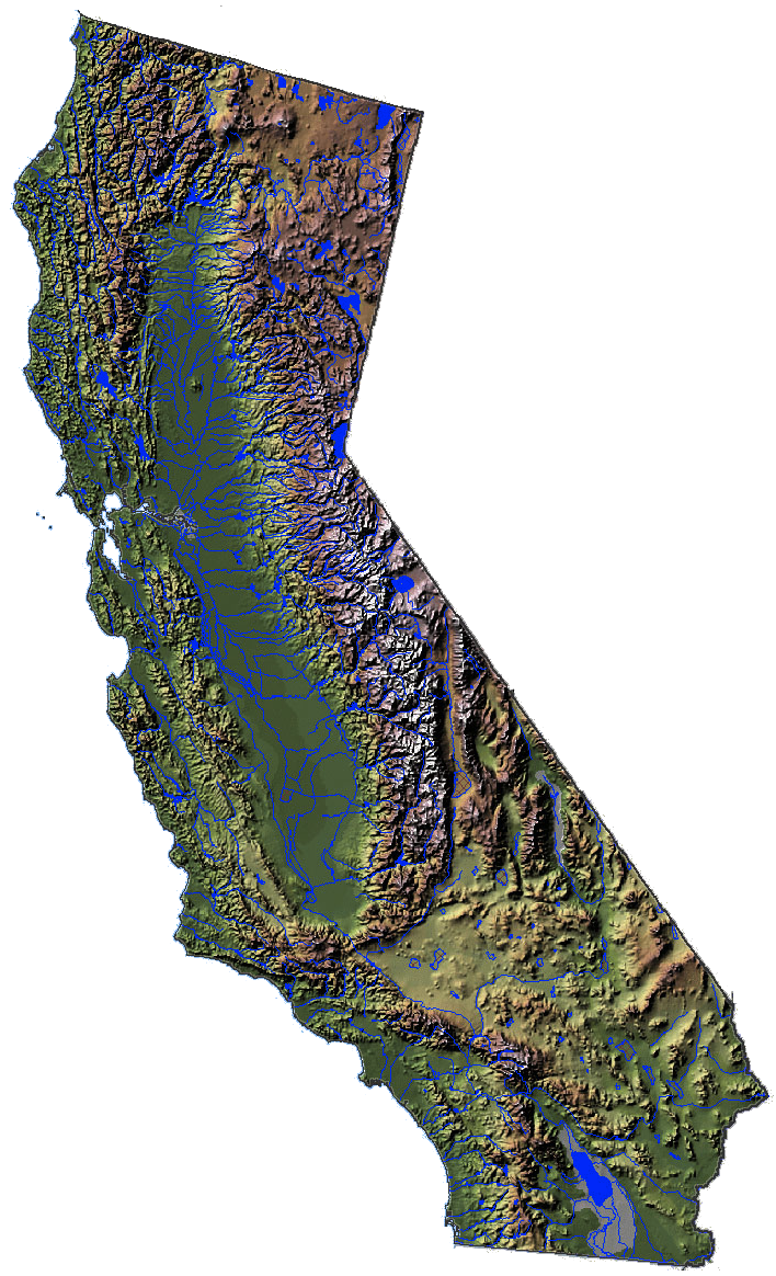 Index Of LibraryImagesSlideshowsGalleryMaps - Elevation map of california